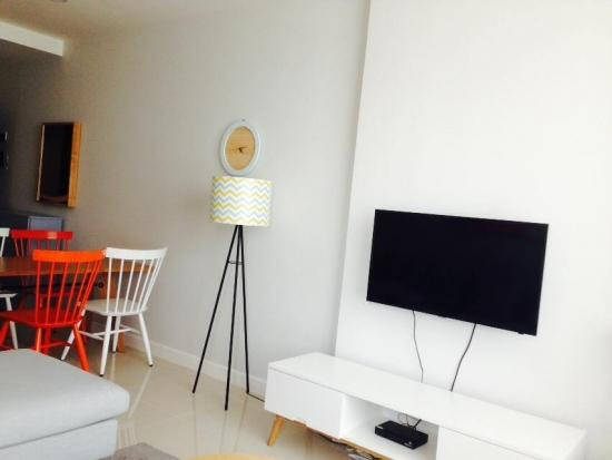 Galaxy 9 Apartment With 2bedrooms, 80sqm, On Ben Van Don Street, District 4 – HCMC