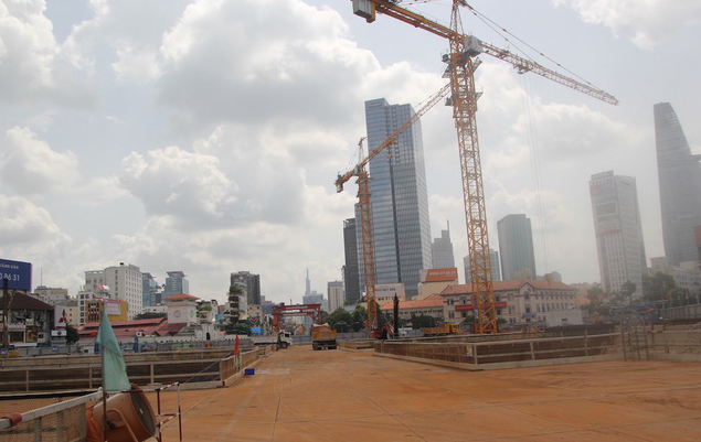 HCM City rezones high-rise developments